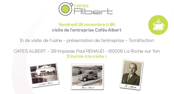 Visite Cafés Albert