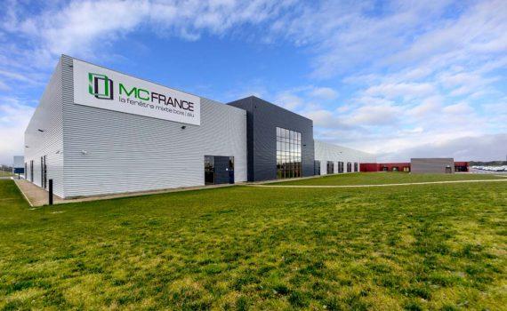 La nouvelle usine de MC France